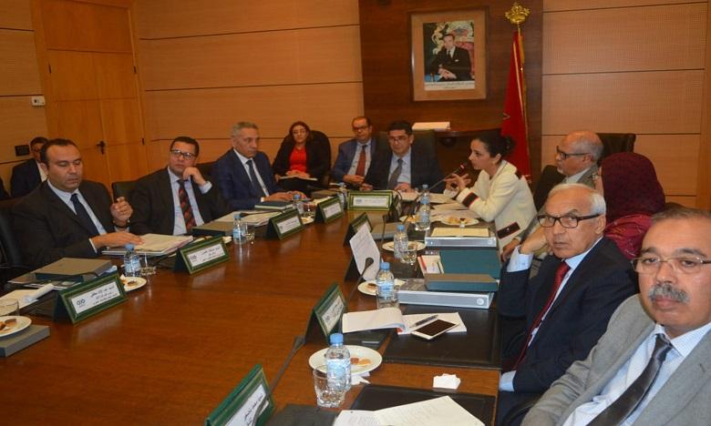 A la fin de ses travaux, le Conseil d'Administration de l'OFPPT a procédé à l'approbation du plan d'action et du budget 2019.