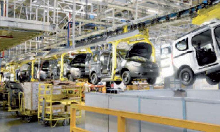 L'industrie automobile marocaine a écoulé sur le marché de l'UE 283.614 unités en 2018, en hausse de 17,7% par rapport à 2017, soit une part de marché de 7,8%.