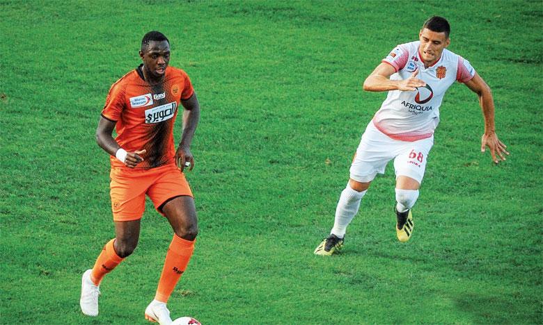 Le HUSA et la RSB se jaugent avant leur duel en Coupe de la CAF