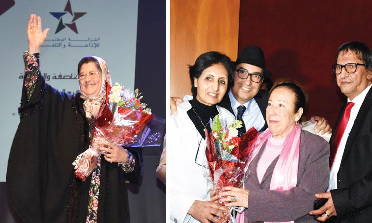C'était un moment émouvant et une grande fierté de célébrer ces femmes.Phs Kartouch