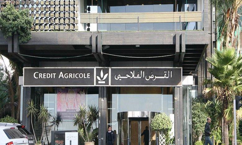 Crédit Agricole du Maroc meilleure banque dans le monde Arabe