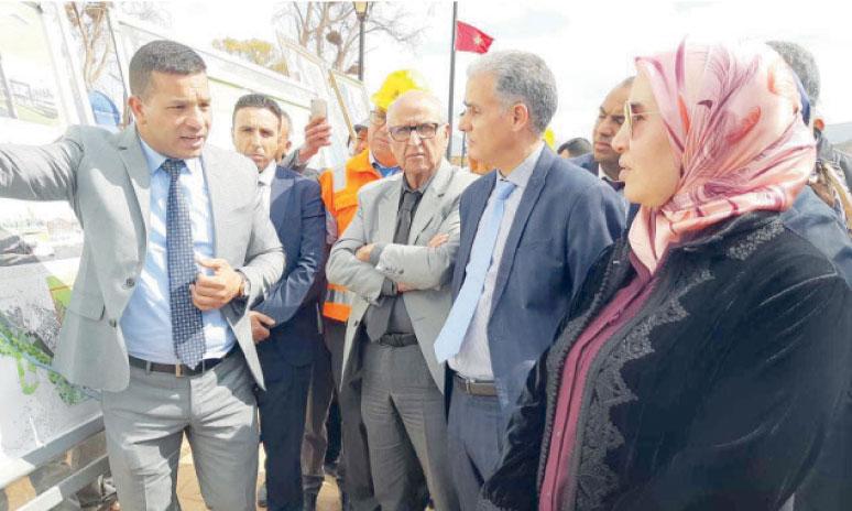 Les trois projets ont pour finalité la préservation de la zone d'intérêt biologique de l'embouchure de Moulouya, inscrite sur la liste des zones humides d'importance internationale. Le Maroc en compte actuellement 26. Ph. DR