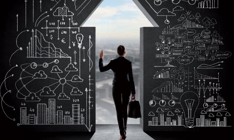 L'entrepreneuriat féminin toujours à la traîne