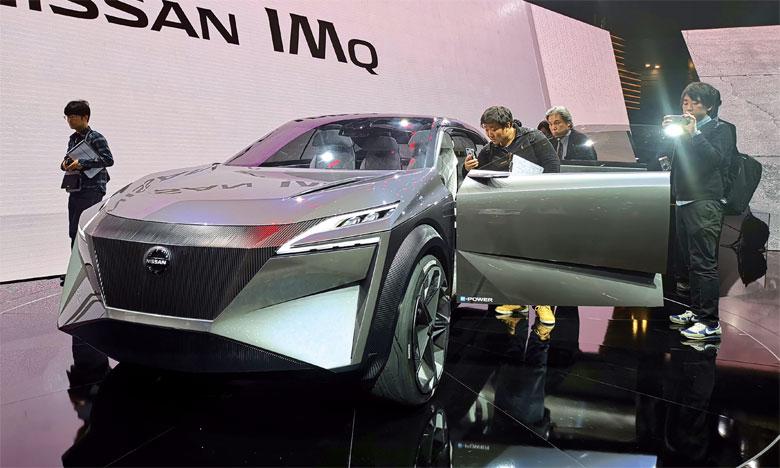 À la fois sophistiqué et inédit pour l'Europe, le design du IMQ est le reflet du rôle de Nissan, le pionnier et leader du marché des crossovers.