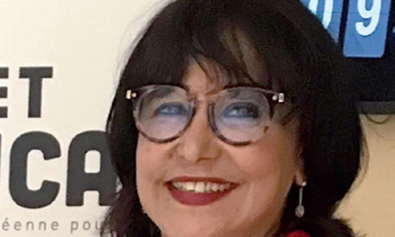 Entretien avec Aicha Laasri Amrani, présidente de l'Association des femmes chefs d'entreprises du Maroc (AFEM)