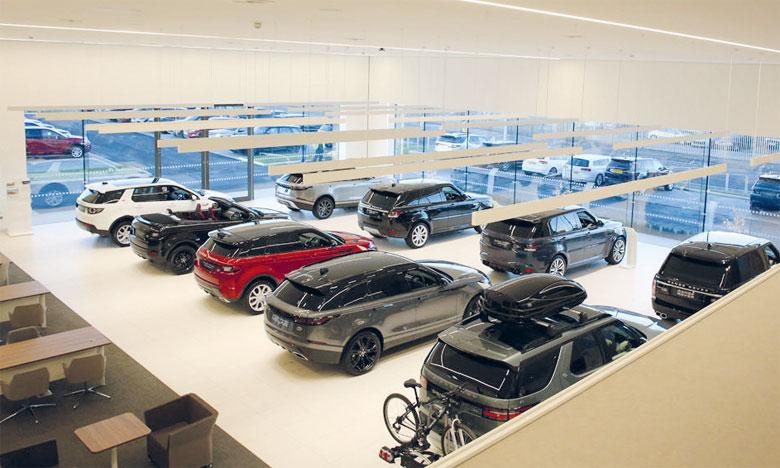Désormais, les clients Jaguar Land Rover Maroc n'ont plus à se diriger vers les showrooms  de ces marques pour acheter leurs voitures.