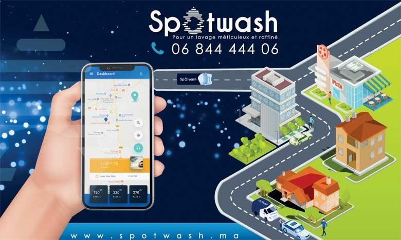 Pour mieux servir ses clients, Spotwash s'est associé au géant américain Meguiar's, spécialisé dans les produits d'entretien auto.