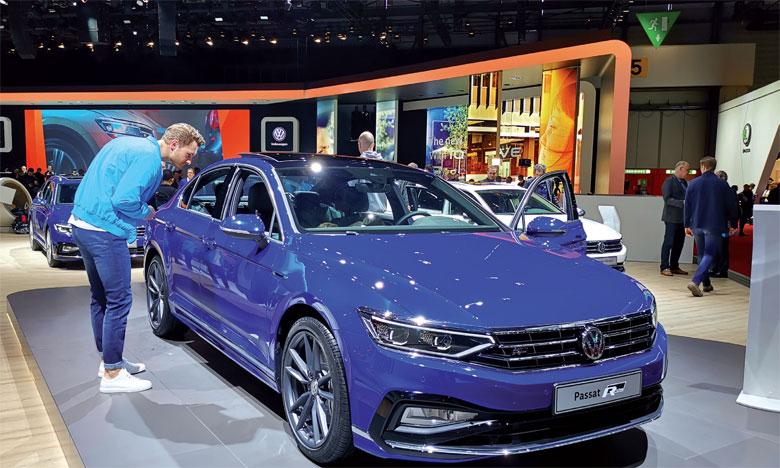 Nouvelle version d'un modèle à succès, la Passat donne un aperçu du futur de la gamme Volkswagen.