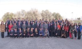 Ce voyage d'intégration a rassemblé une délégation d'une cinquantaine d'étudiants.