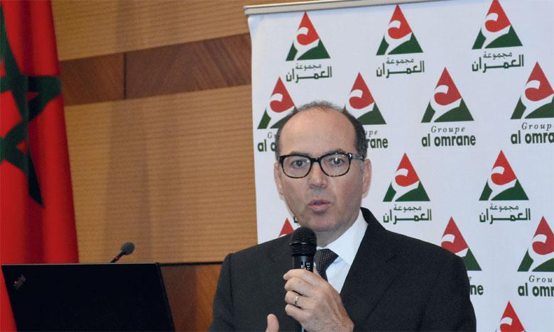 «Malgré une conjoncture difficile, Al Omrane a réalisé de bonnes performances en 2018, et poursuivra son action en 2019 pour la réalisation des objectifs prédéfinis», déclare Badre Kanouni, président du directoire du groupe.  Ph. Kartouch