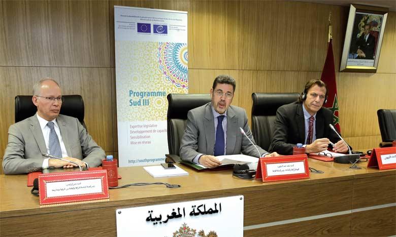La session de formation sur le crime économique et financier a été organisée, mardi à Rabat, dans le sillage du troisième programme de renforcement de la bonne gouvernance et de la lutte contre le blanchiment d'argent.