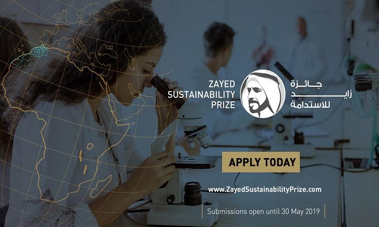 Le Prix «Zayed Sustainability» fait sa promotion à Rabat