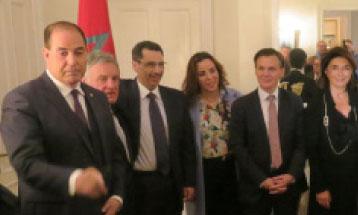 Après l'escale de Tanger, la délégation de la Métropole d'Aix-Marseille-Provence devait se rendre, hier, à Casablanca.