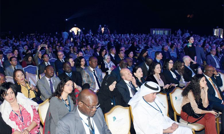 «Loin de constituer des contraintes insurmontables, ces défis devraient être appréhendés en tant que forces d'impulsion», a déclaré Mohamed Benchaâboun, ministre de l'Économie et des Finances. Ph. Seddik