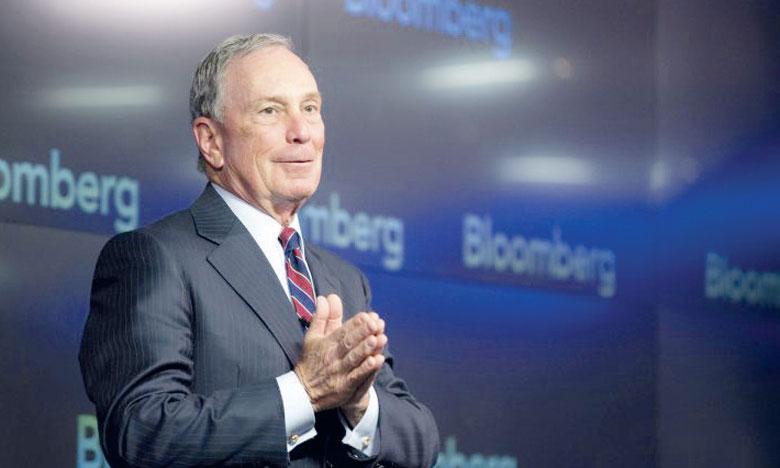 L'Américain Michael R. Bloomberg est depuis 2013 l'envoyé spécial  de l'ONU pour les villes et le climat. Ph. DR.