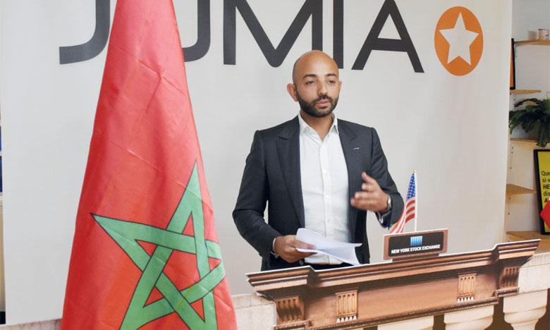 Le plan de développement de Jumia Maroc implique un développement de la plateforme logistique, des recrutements plus importants et davantage d'innovations au niveau de la plateforme Jumia. Ph. Seddik