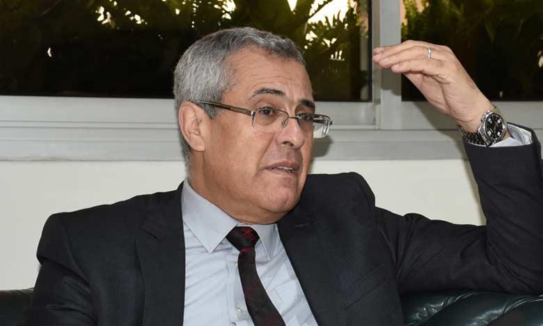 Mohamed Benabdelkader.  Ph. kartouch