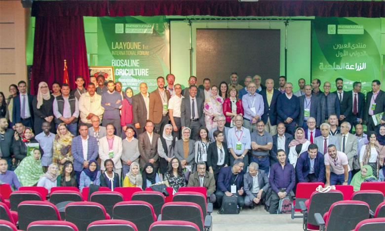 Le Forum international de Laâyoune s'est tenu les 3 et 4 mai à Boucraa.