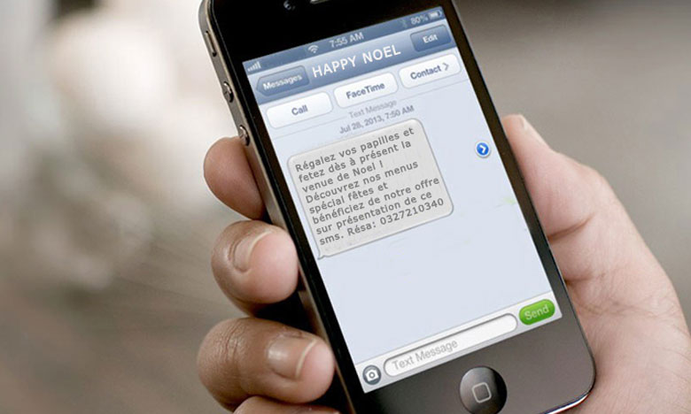 Les opérateurs télécoms se sont engagés à exiger, auprès des prestataires de Services à valeur ajoutée, que tous les SMS envoyés comportent une indication sur le moyen mis à disposition du client pour ne pas en recevoir.