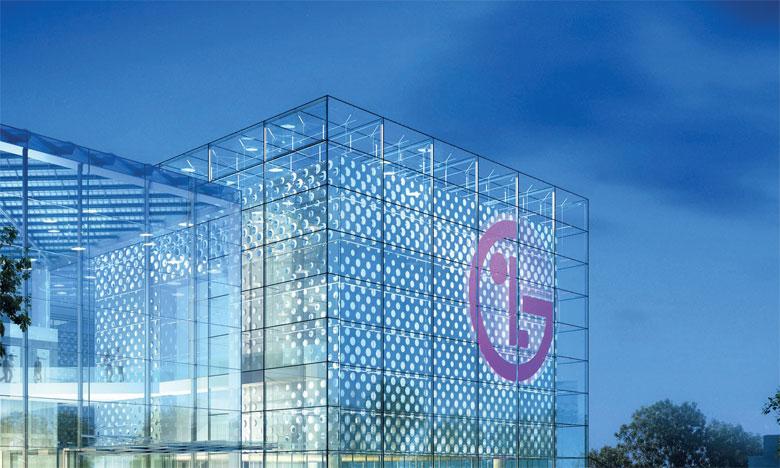 LG affiche un chiffre d'affaires consolidé de 13,27 milliards de dollars au premier trimestre 2019.