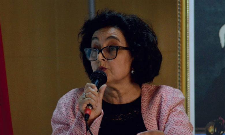 Amina Kchirid, coordinatrice du CIRA-ESS