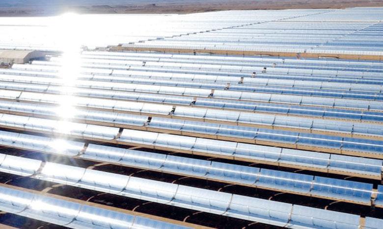 Le mode d'hybridation des technologies solaires utilisées pour  Noor Midelt I constitue une première mondiale.