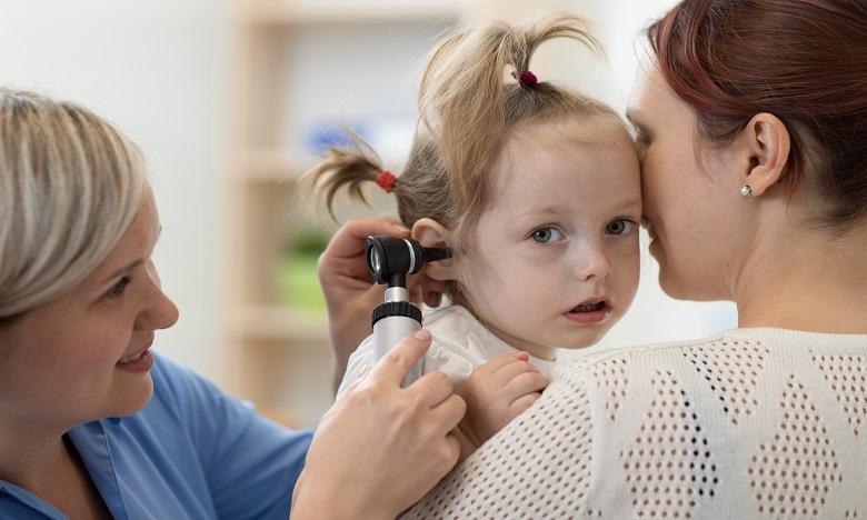 Le Matin - Repérer une otite chez l'enfant : Bientôt une application