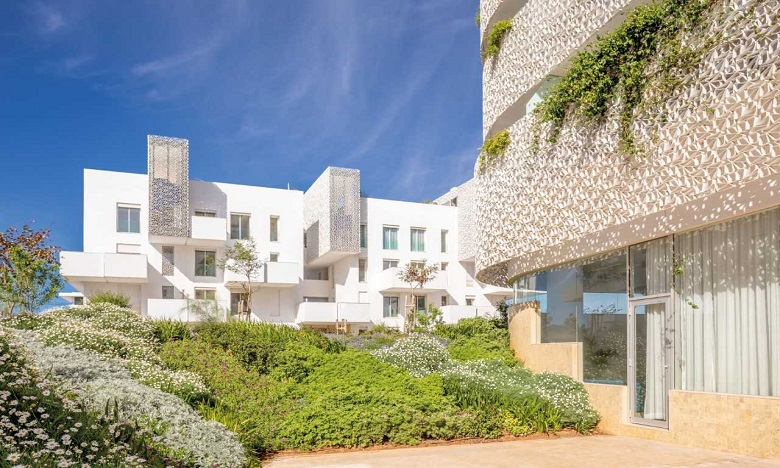 «Les Pavillons Anfa Club» dans le Top 10 des meilleurs projets résidentiels au monde