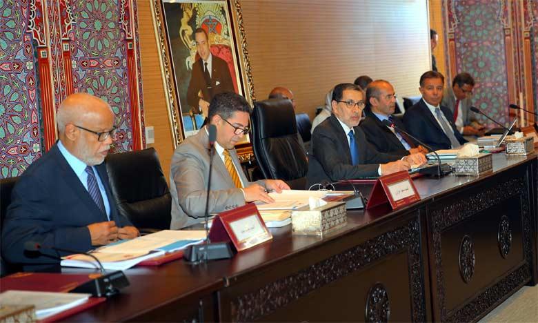 L'Agence Millennium Challenge Account-Morocco tenant à Rabat son conseil d'orientation stratégique.