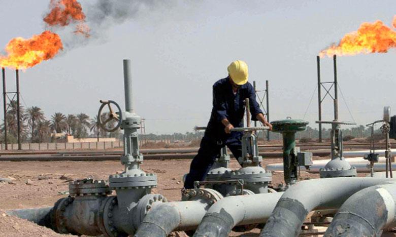 L'extraction et le transport de pétrole et de gaz ont été responsables de 15% des émissions du secteur énergétique mondial dont la moitié provient du brûlage à la torche.