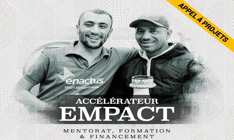 Appel à candidature pour le programme Empact Accelerator