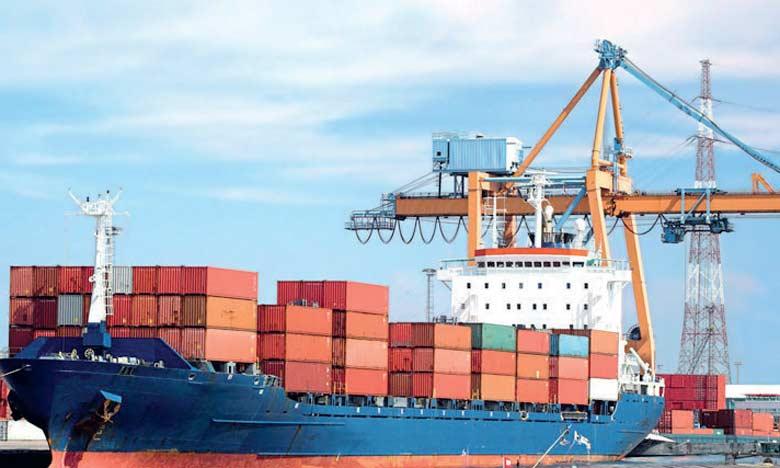 Les échanges extérieurs de biens et services ont contribué négativement à l'économie en 2018.