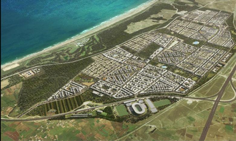 Lancé en 2013, le PUMA a mobilisé un budget global de 5 milliards de DH et s'étend sur une superficie de 1.300 hectares. À l'horizon 2034, il devrait accueillir pas moins de 134.000 habitants.