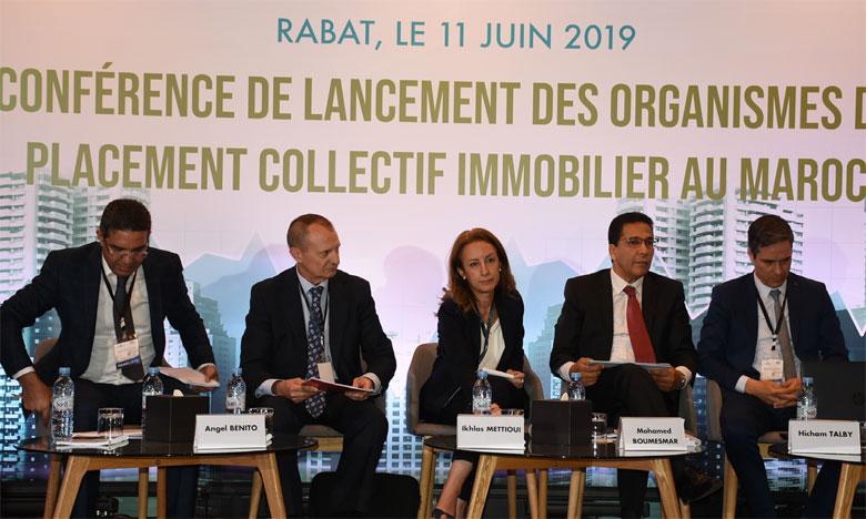 «Le lancement des OPCI au Maroc a beaucoup d'avantages, notamment le renforcement des secteurs financier et bancaire et le développement de l'inclusion financière», selon Hicham Talby, chef de la Division financement sectoriel au ministère de l'Économie et des finances. Ph. Kartouch