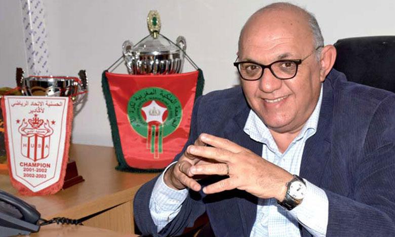 Le bureau dirigeant rejette  la démission de Habib Sidinou