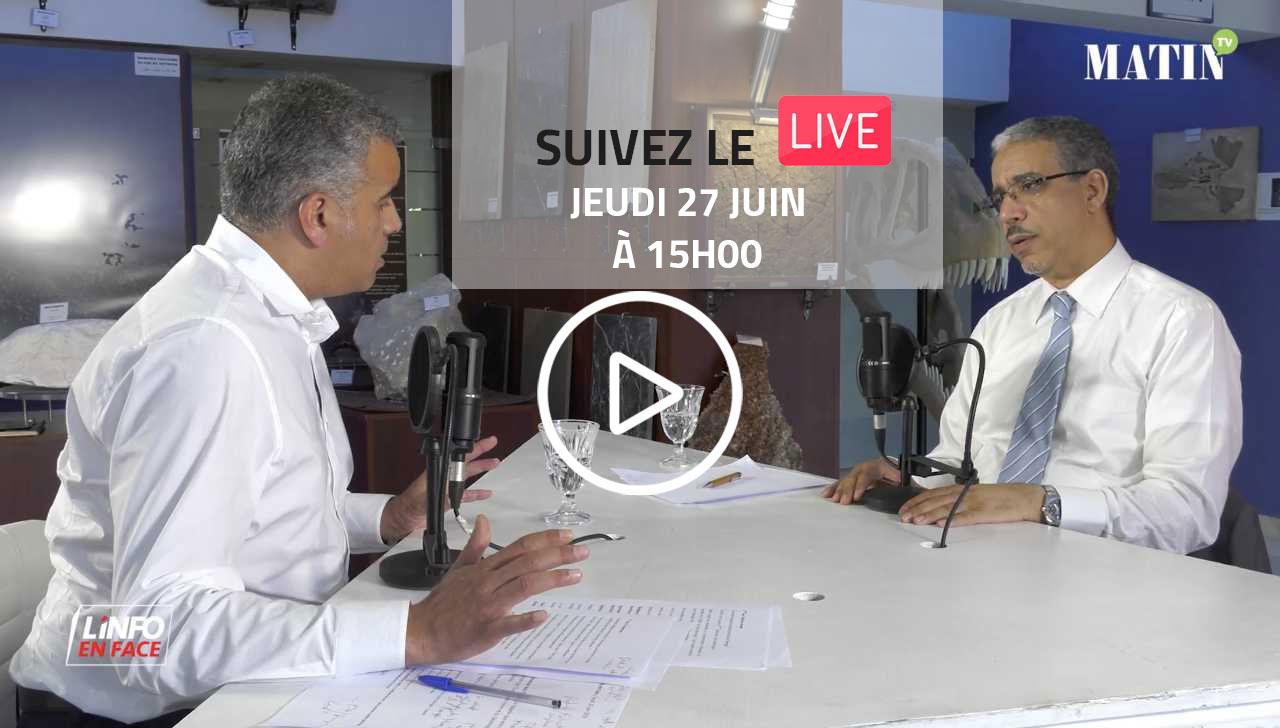 Live : A bâtons rompus avec Aziz Rabbah