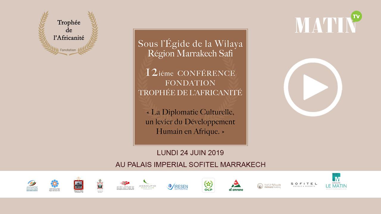 Live : Trophées Africanité : L'Afrique distingue ses personnalités influentes