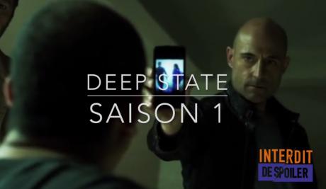 Interdit de Spoiler Deep State