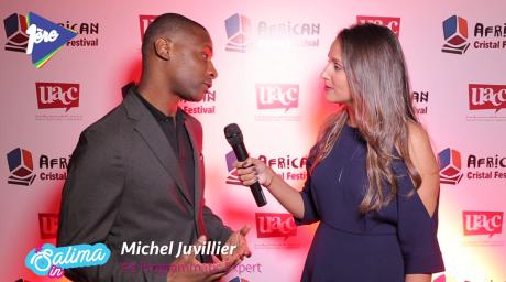 Salima In African Cristal Festival avec Michel Juvillier