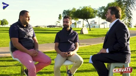 Cravate Club Marketing Sportif avec Ahmed Kadiri et Mohamed Guessous