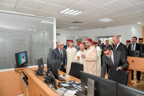 S.M. le Roi, Amir Al Mouminine, lance ''Addourous Alhadithia'' une initiative royale de diffusion à grande échelle de la parole authentique du prophète