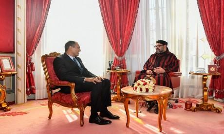 Le Souverain reçoit Ahmed Reda Chami et le nomme à la tête du CESE