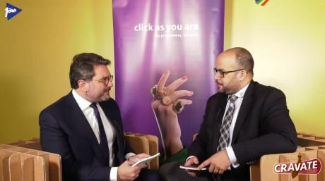 Cravate Club Management de l'innovation au Maroc avec Reda Taleb