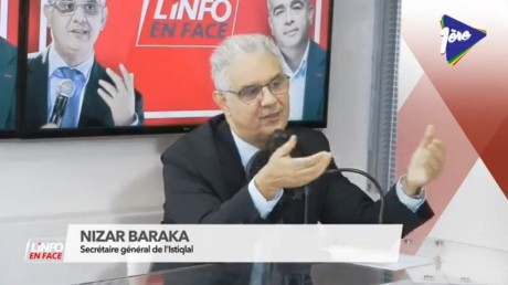 Nizar Baraka : nous devons créer notre propre modèle