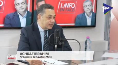 Le Maroc et l'Egypte, des relations au beau fixe