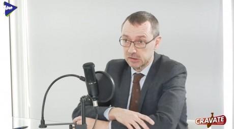 Cravate Club Entreprise et Médiation avec Sylvain Alassaire