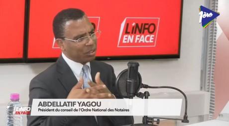 Abdellatif Yagou invité de l'Info en Face