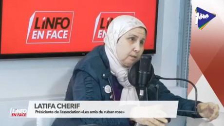 Latifa Cherif, une leçon de vie