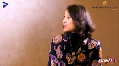 Cravate Club Hommes, Femmes et Intelligence artificielle avec Narjis Hilale