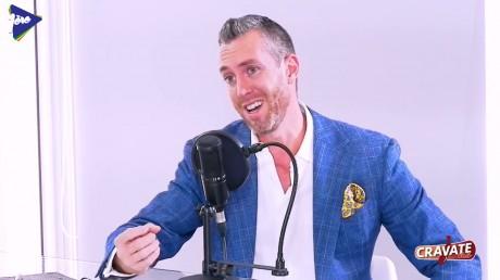 Cravate Club Livre Conseils aux entrepreneurs avec Ian Lajoie